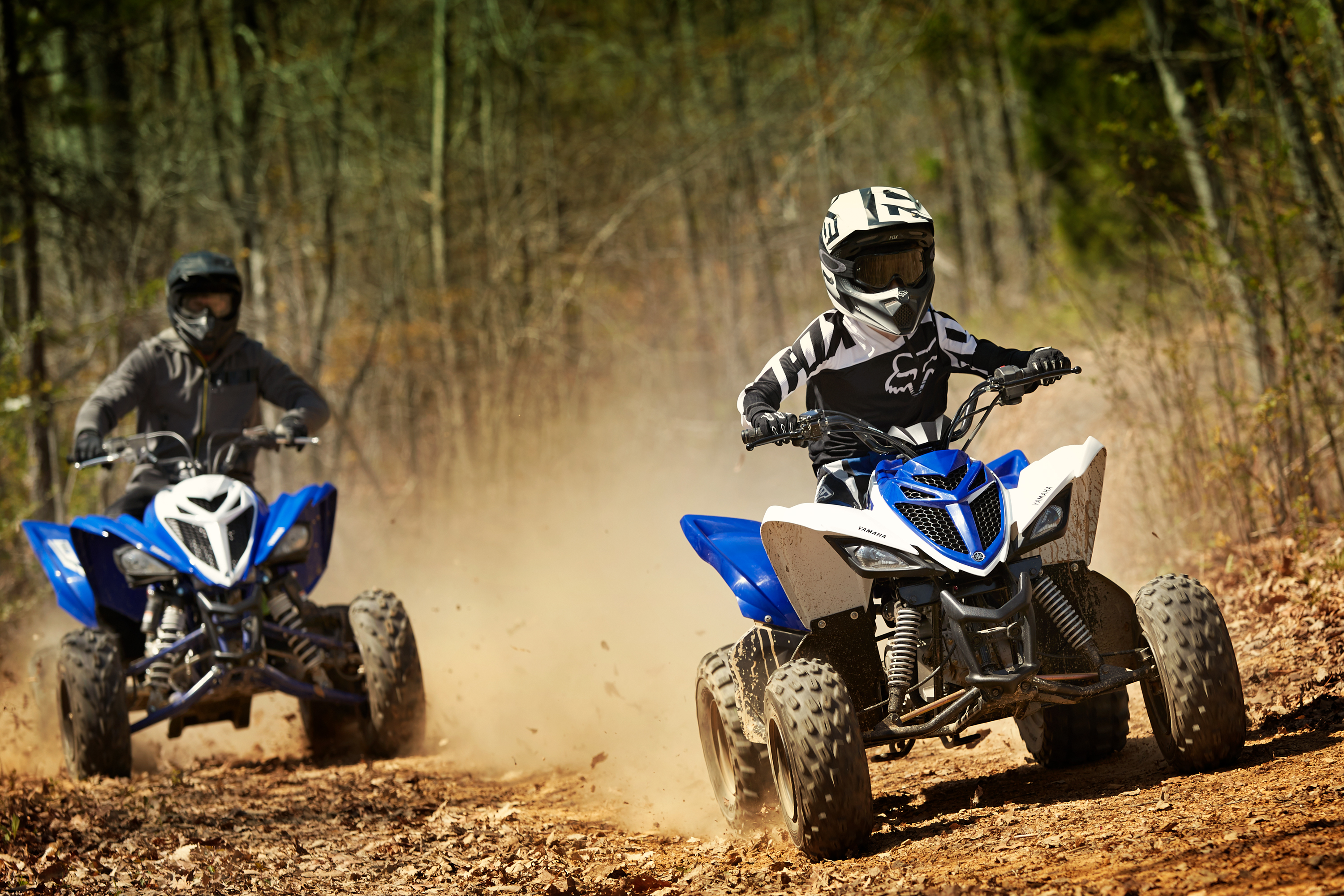 Yamaha Raptor 90 - Youth ATVs