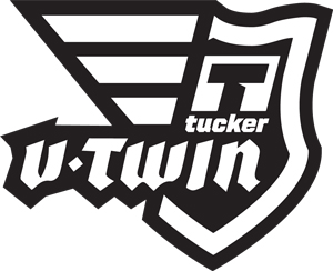 tucker v-twin logo