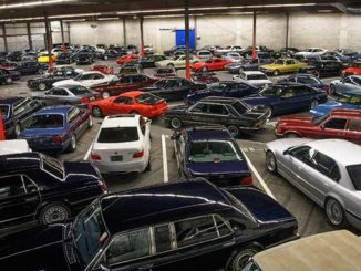 An overview of many of the cars offered from The Youngtimer private collection - RM Sotheby's
