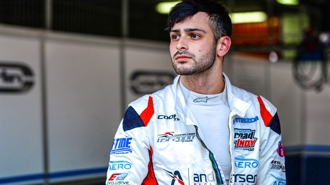 Dev Gore will race with Giles Motorsport in the 2019 Castrol Toyota Racing Series