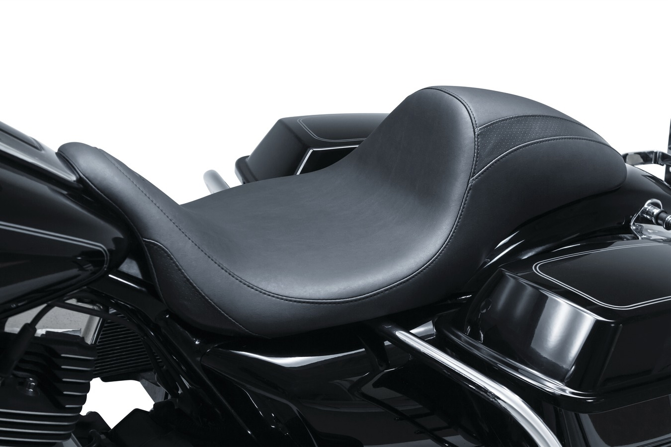 Mustang - HighTail Fastback for Harley-Davidson Dyna models 2006-2017
