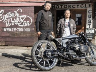 Departed by CUSTOM WORKS ZON in collaboration with BMW Motorrad