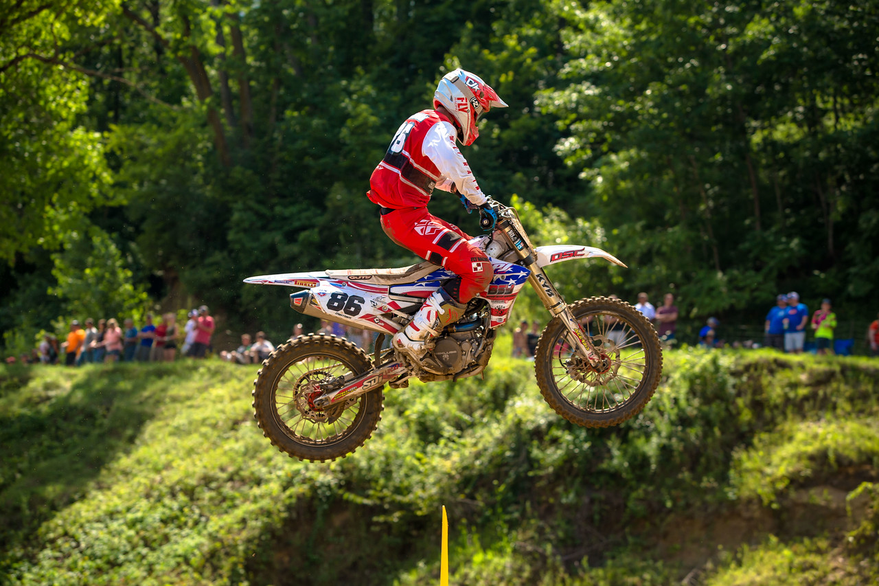 Pirelli Announces All-New 2019 Motocross Rider Support Program - Dylan Merriam