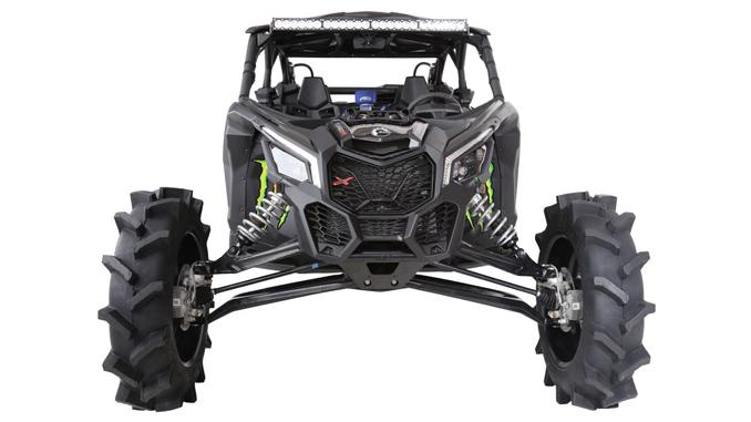 All-New STI R4 Tire is a Massive Mud Weapon