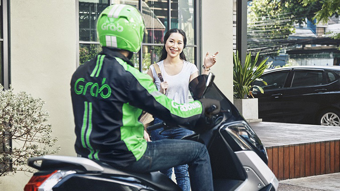 Yamaha Motor Makes Strategic Investment in Grab