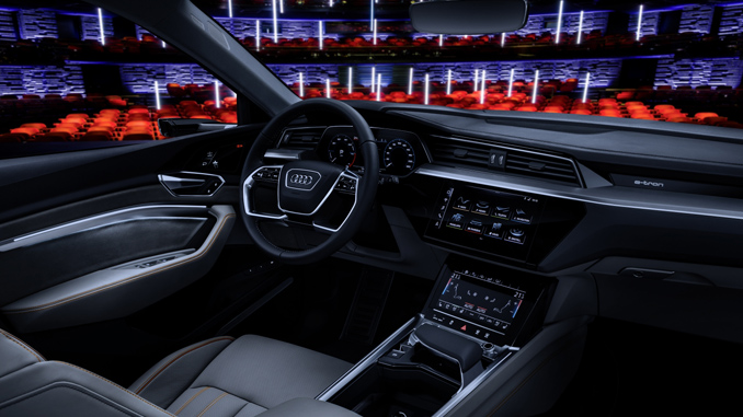 Audi to Exhibit New In-Car Entertainment Technologies at CES 2019