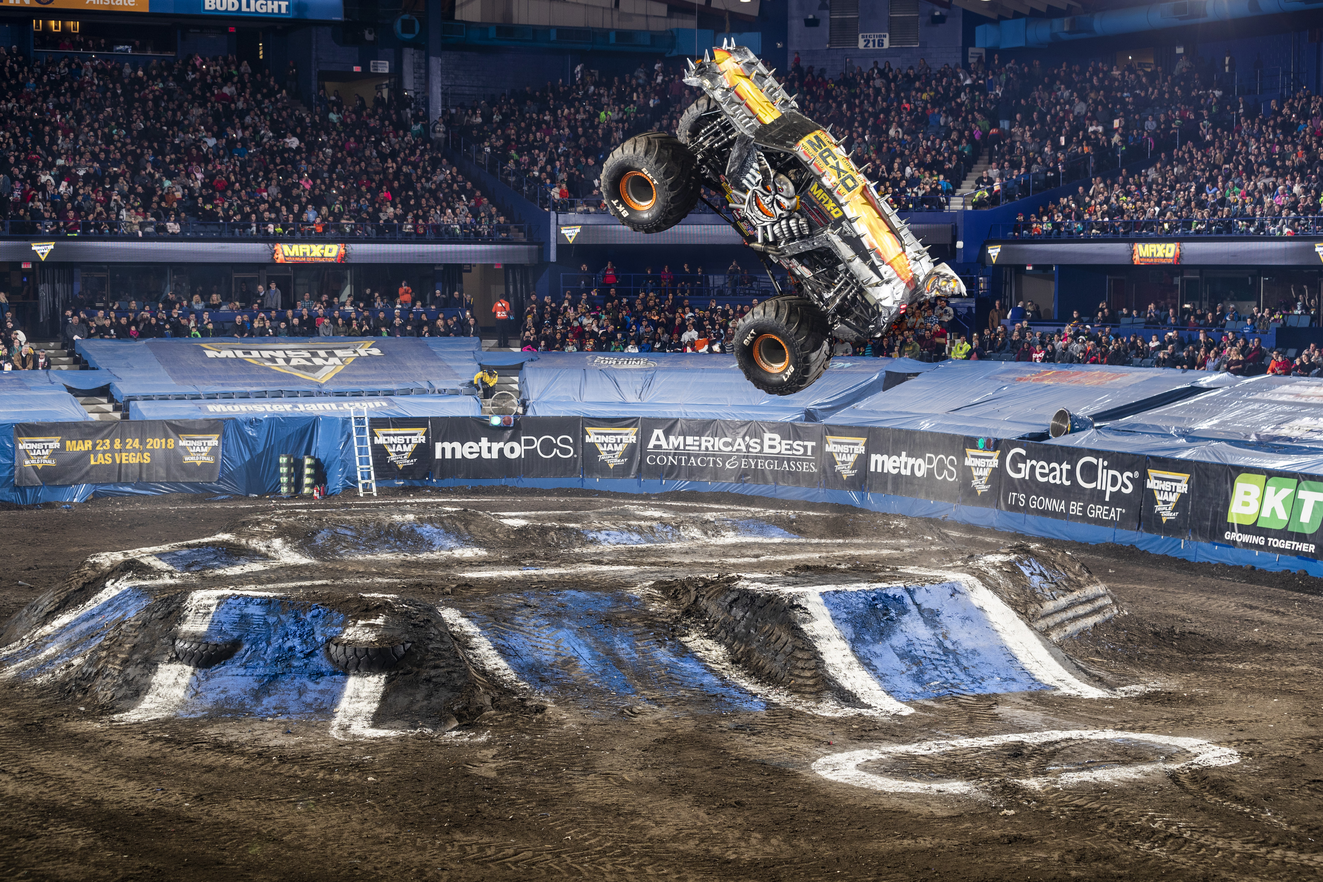 Feld Motor Sports - Monster Jam Photo for Release