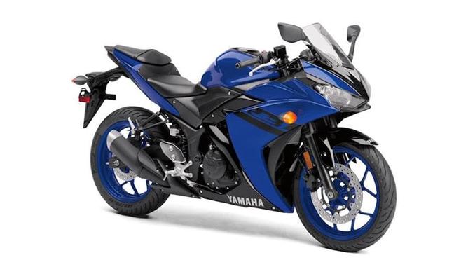 Yamaha Recall - YZFR3