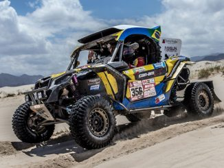 Can-Am - mch VandG Dakar END