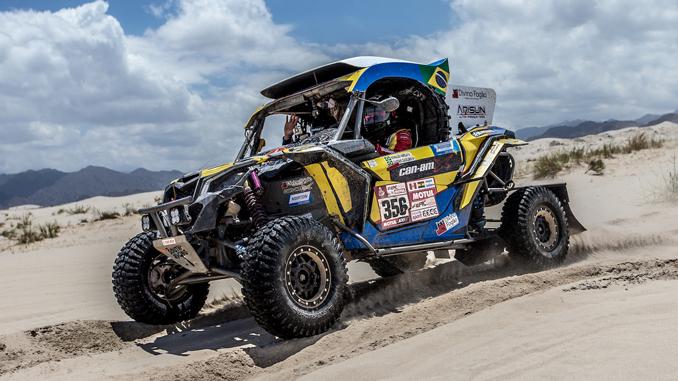Can-Am - mch VandG Dakar END