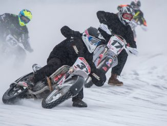2018 AMA Ice Race National Championship (credit- Mike Barton)