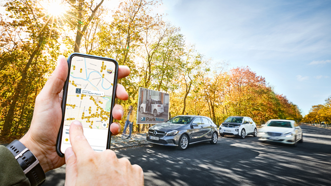 BMW Group and Daimler AG are creating a holistic intelligent and seamless ecosystem of mobility services