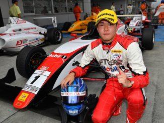 Japanese racer Kazuto Kotaka will race in the 2019 Castrol Toyota Racing Series