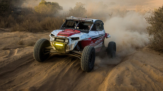 Wayne Matlock Becomes First Ever UTV Racer to Win the Overall SCORE Series Championship