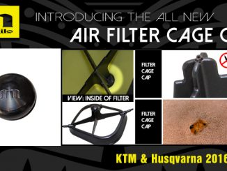 Nihilo Concepts - KTM / Husqvarna Air Filter Cage Cap