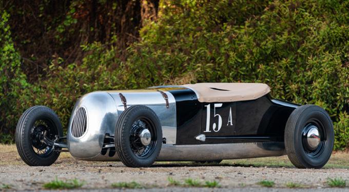1948 Spurgin-Giovanine Roadster - Gooding & Company Scottsdale