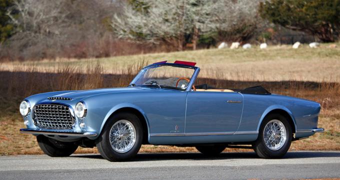 1952 Ferrari 212 Europa Cabriolet - Gooding & Company Scottsdale