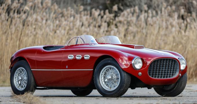 1953 Ferrari 250 MM Spider Series II - Gooding & Company Scottsdale