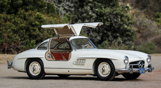Gooding & Company Scottsdale - 1955 Mercedes-Benz 300 SL Gullwing