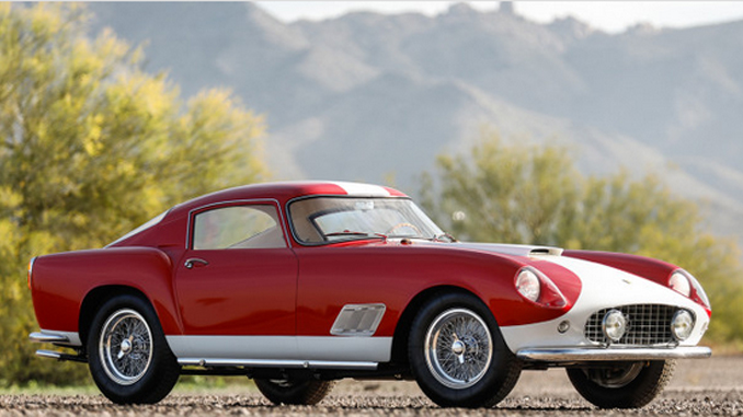 Image result for gooding scottsdale 2019 ferrari 250