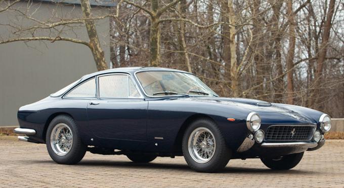 1963 Ferrari 250 GT Lusso - Gooding & Company Scottsdale