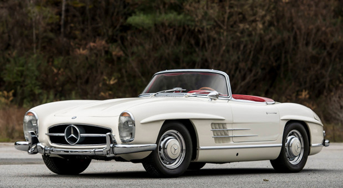 Gooding & Company Scottsdale - 1963 Mercedes-Benz 300 SL Roadster