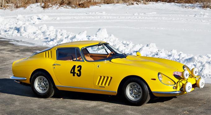 1964 Ferrari 275 GTB Prototype - Gooding & Company Scottsdale