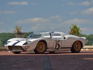 1965 Ford GT Competition Prototype Roadster The only Roadster with Le Mans racing history (Lot S138) - Mecum Kissimmee 2019