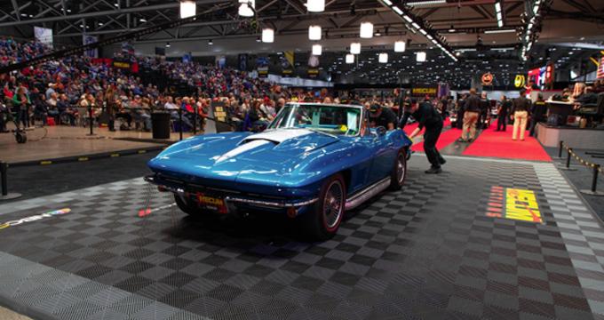 1967 Chevrolet Corvette (Lot S92) Sold for $69300 - Mecum Kansas City