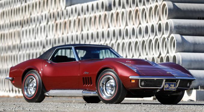 1969 Chevrolet Corvette L88 Convertible - Gooding & Company Scottsdale