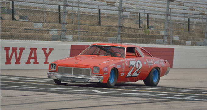 1973 Chevrolet Chevelle NASCAR The Benny Parsons 1973 NASCAR Cup Champion Car (Lot S111) - Mecum Kissimmee 2019