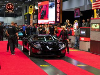 2006 Ford GT (Lot S120.1) Sold for $308k - Mecum Kansas City