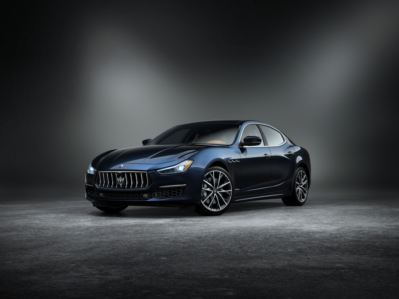 Maserati Ghibli Nobile