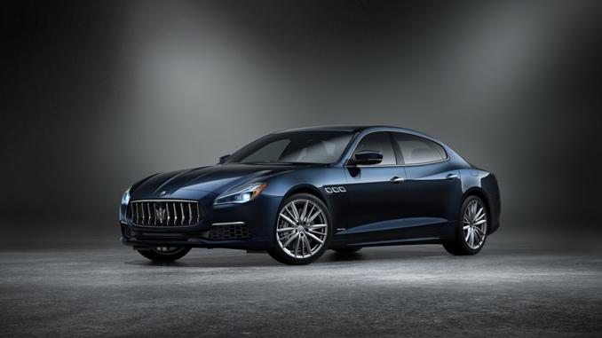 Maserati Quattroporte Nobile