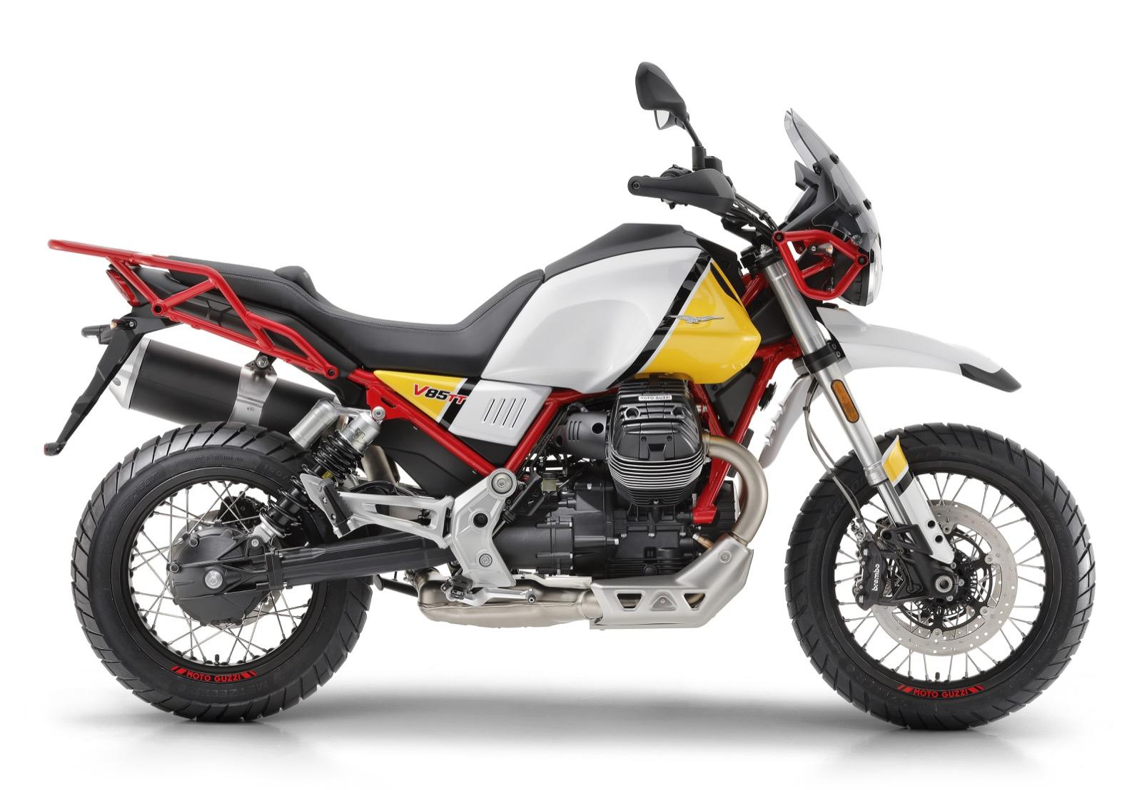 2019 Moto Guzzi V85TT