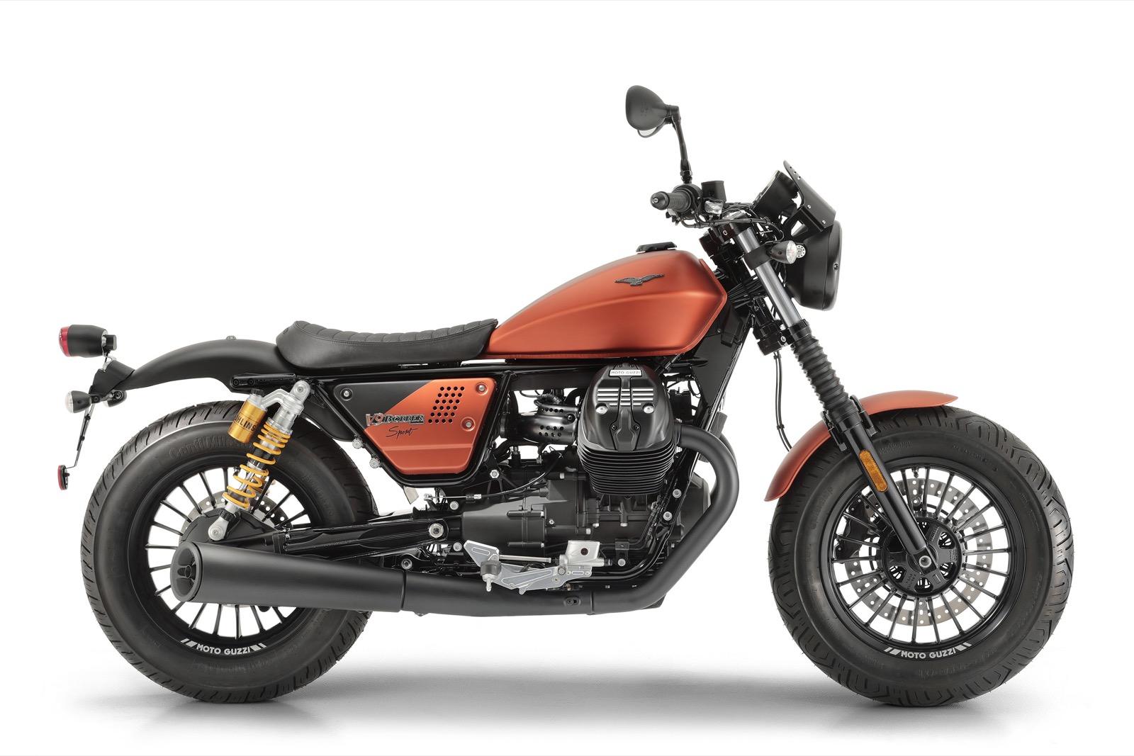 2019 Moto Guzzi V9 Bobber Sport_lat