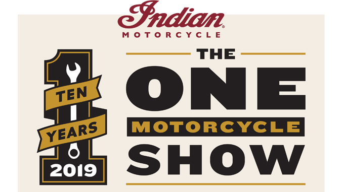 2019 The One Moto Show