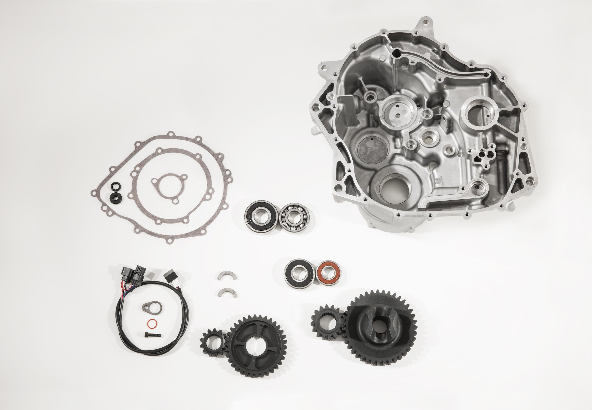 2019 Yamaha YXZ1000R SS SE - GYTR TAG Kit
