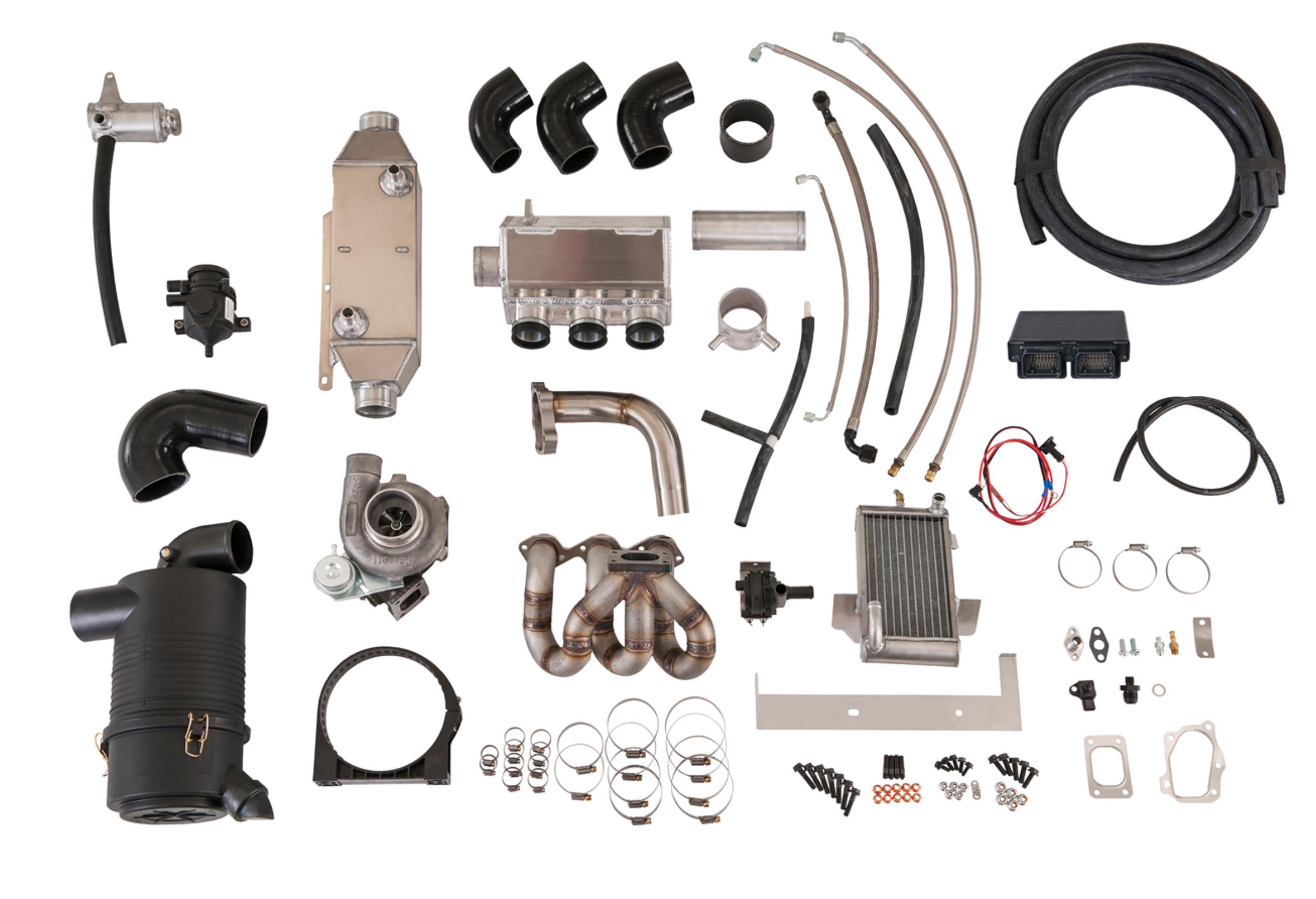 2019 Yamaha YXZ1000R SS SE - GYTR Turbo Kit [1]