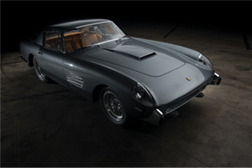 Another look at the 1957 Ferrari 250 GT Coupe Speciale by Pinin Farina - RM Sotheby's Arizona (Darin Schnabel © 2018 Courtesy of RM Sotheby's)