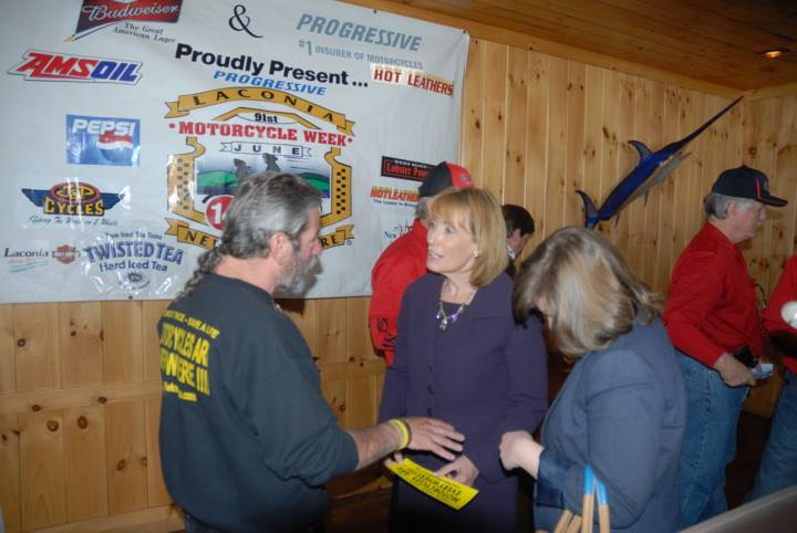 Former NHGov now Rep Maggie Hassan