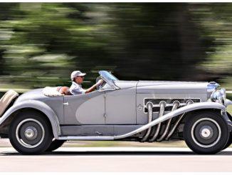 Gooding & Company - 1935 Duesenberg SSJ sold for $22 million