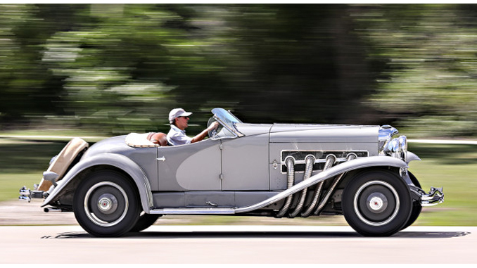 Gooding & Company - 1935 Duesenberg SSJ sold for $22 million