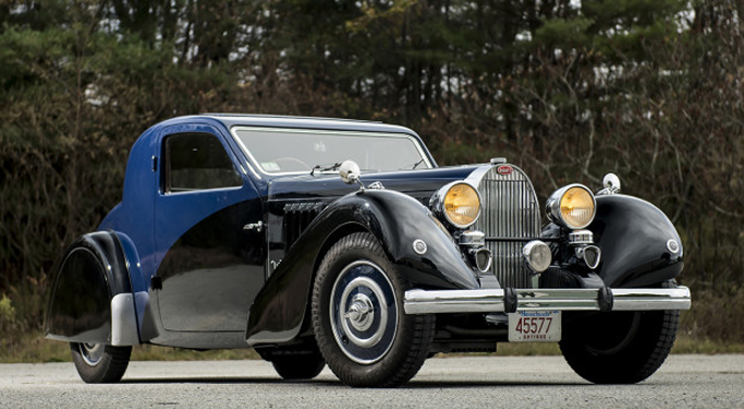 Gooding & Company - 1936 Bugatti Type 57 Two-Light Vertoux