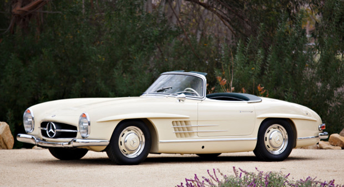 Gooding & Company Scottsdale - 1957 Mercedes-Benz 300 SL Roadster