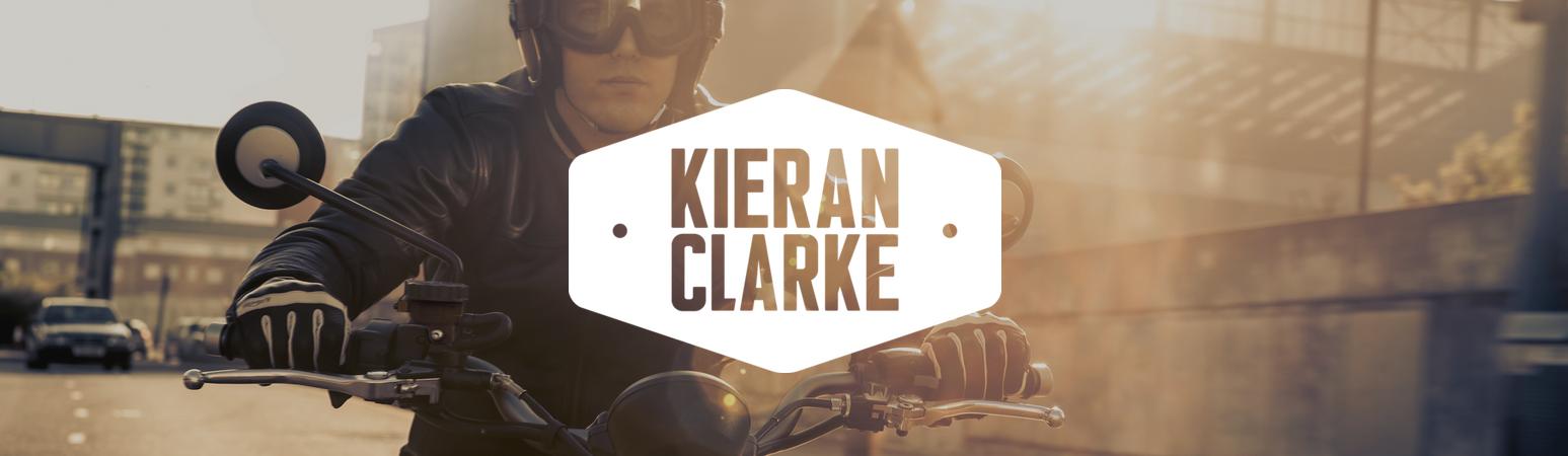 Kieran Clarke banner