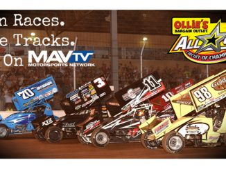 MAVTV Motorsports Network to broadcast ten All Star Circuit of Champions events in 2019