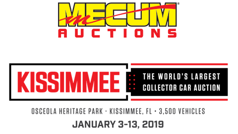 Mecum Kissimmee 2019