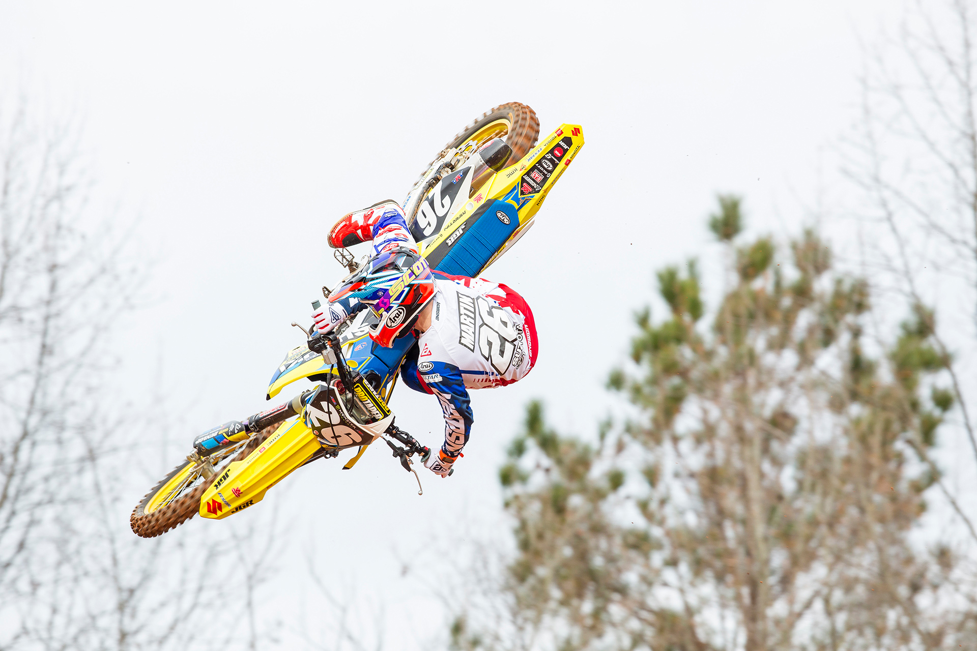 New to Suzuki and JGRMX - Alex Martin (#26)