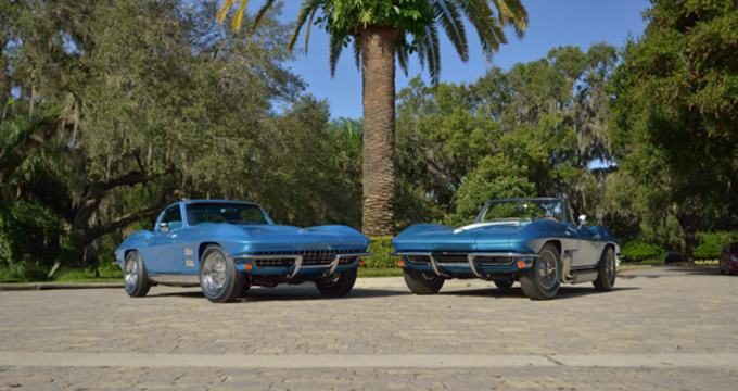 Originally From The GM Styling Department The Harley Earl and Bill Mitchell Corvette Styling Cars (Lot S180) - Mecum Kissimmee 2019